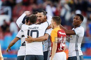Ibrahimovic lập siêu phẩm đẹp khó tin chỉ sau 4 phút thi đấu cho Man Utd!