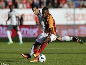 Ibrahimovic lập siêu phẩm, MU đại thắng 5-2 trước Galatasaray