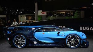 Siêu xe triệu đô Bugatti gây thất vọng tại Pebble Beach Concours