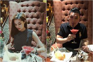 Sau văn bản phạt, Hoa hậu Kỳ Duyên chia tay bạn trai?