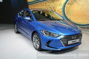 """Hyundai ra mắt Elantra 2016 """"chốt giá"""" hơn 400 triệu tại Ấn Độ"""