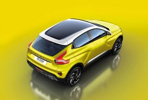 LADA ra mắt 6 mẫu xe mới mang thiết kế đột phá