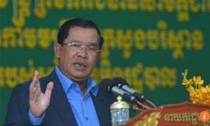 Campuchia làm đường, đưa dân lên vùng biên giới giáp Việt Nam