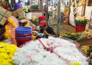 Nhọc nhằn phận mưu sinh ở những khu chợ 'lấy đêm làm ngày'