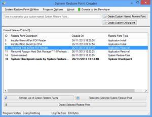 Cách sửa lỗi System Restore trên Windows