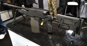 Ngạc nhiên mẫu súng bắn tỉa Việt Nam tranh tài tại TQ