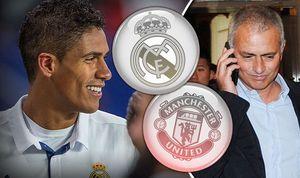 Mourinho thuyết phục sao Pháp đến bỏ Real đến M.U bất thành