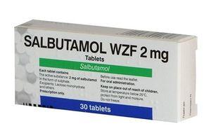 Nhập lại Salbutamol nhằm đáp ứng nhu cầu điều trị của người dân