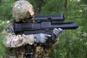 Cận cảnh khẩu súng đặc biệt khiến quân IS khốn đốn