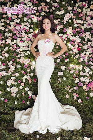 Nhan sắc thí sinh có đường cong chuẩn nhất Hoa hậu Việt Nam 2016