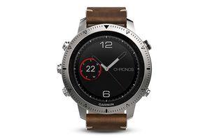 Garmin Fenix Chronos: đồng hồ vận động chuyên nghiệp, kiểu dáng lịch lãm, giá từ $900