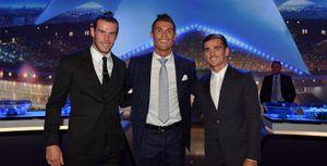 Ronaldo thắng giải cầu thủ xuất sắc nhất châu Âu