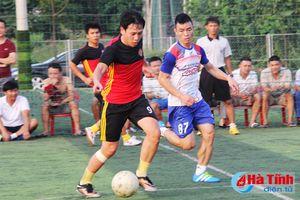 FC New Focus lần thứ 2 vô địch Giải bóng đá Cúp Phú Quang