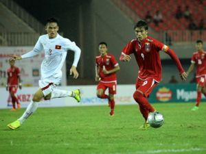 U19 Việt Nam hòa đội bóng Nhật Bản, giành quyền vào chung kết KBZ Bank Cup 2016
