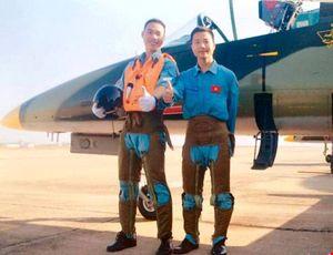Hành động dũng cảm của chiến sĩ phi công trước khi hy sinh