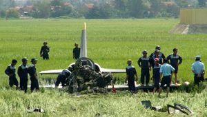 Hành động dũng cảm trước lúc hy sinh của phi công L-39
