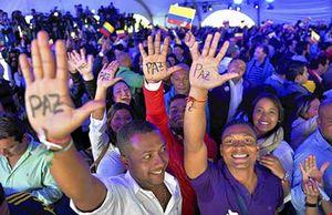 Colombia chưa hẳn đã có hòa bình