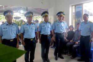 Phong hàm thiếu úy cho phi công Phạm Đức Trung