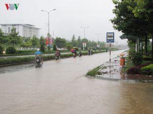 Không khí lạnh ảnh hưởng gây mưa dông, gió giật mạnh ở Bắc Bộ