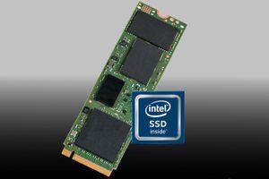Intel giới thiệu SSD NVMe 600p hiệu năng cao giá rẻ: đọc tối đa 1800MB/s, 256GB chỉ 104$