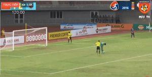 CLIP: Dùng 'chiêu trò', đội bóng Nhật vẫn bại trước U19 Việt Nam
