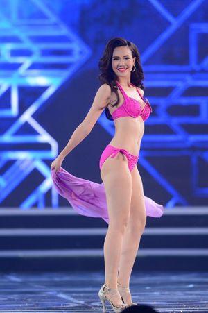 Phần thi bikini nóng bỏng nhất của Hoa hậu Việt Nam 2016