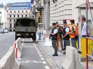 Bỉ: Bom phát nổ tại Viện nghiên cứu hình sự Brussels