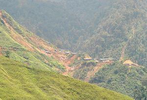 Lào Cai: 11 người chết và mất tích ở Mà Sa Phìn