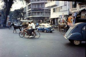 Loạt ảnh cực sinh động về Sài Gòn năm 1965-1966 của lính Mỹ (1)