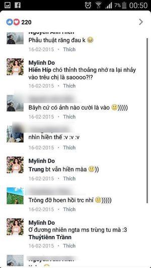 Hoa hậu việt nam 2016: HH Đỗ Mỹ Linh dính nghi án sửa răng