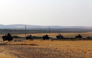 Ngày thứ 5 của chiến dịch, Thổ Nhĩ Kỳ tấn công mạnh vào bắc Syria