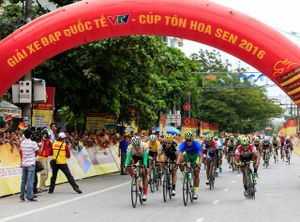 Ấn tượng Giải đua xe đạp quốc tế VTV