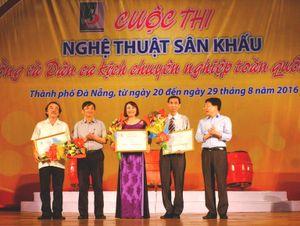 Hội diễn sân khấu truyền thống: Tôn vinh để sáng tạo