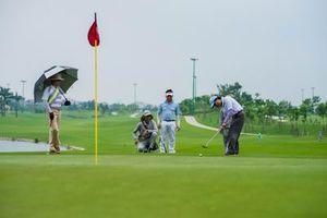 Đề xuất điều kiện tổ chức thi đấu môn Golf