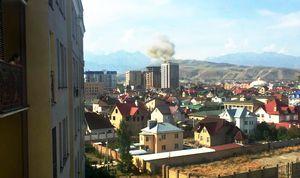 Xe bom tự sát lao vào đại sứ quán Trung Quốc ở Kyrgyzstan
