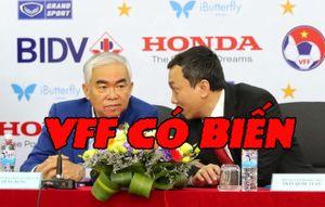Sếp VFF bóc mẽ 'Đơn gửi lên Bộ trưởng'
