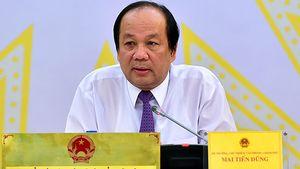 Người phát ngôn Chính phủ thông tin về vụ ông Trịnh Xuân Thanh và Bí thư tỉnh Yên Bái bị sát hại
