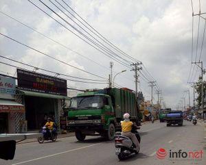 Mùi hôi 'bủa vây' khu Nam Sài Gòn, bãi rác Đa Phước có vô can?