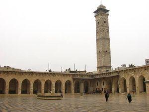 Thành phố cổ Aleppo - Di sản văn hóa thế giới từ năm 1986