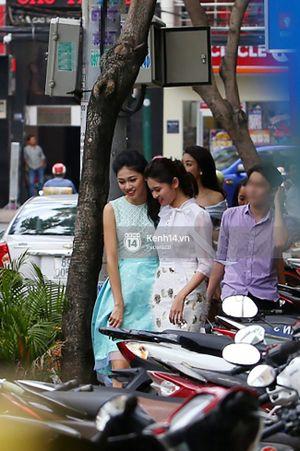 Vệc đầu tiên của Hoa hậu không phải là ăn mừng sung sướng, lịch trình làm việc của họ vất vả đến thế này đây!