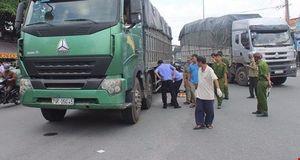 Đột ngột sang đường, người đàn ông bị xe tải đâm chết