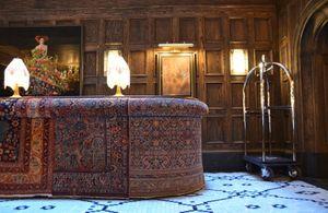 Tòa nhà bỏ hoang 130 năm biến thành khách sạn siêu sang