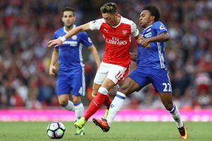 Sanchez khai nòng, Arsenal bắn nát Chelsea tại Emirates