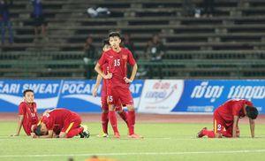 Thua đậm Iran, U16 Việt Nam vỡ mộng dự World Cup
