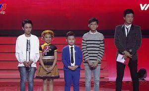 The Voice Kids: 'Bản sao nhí' của Noo Phước Thịnh tỏa sáng, 'tiểu Đông Nhi' bị loại