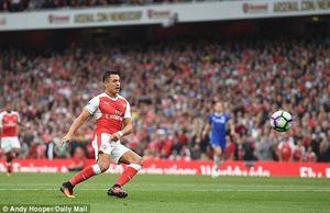 Thắng thuyết phục Chelsea, Arsenal leo lên vị trí thứ 3 giải Ngoại Hạng Anh