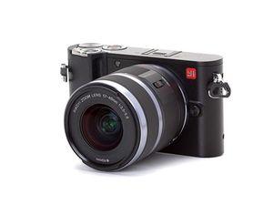 Cận cảnh máy ảnh mirrorless YI M1 vừa ra mắt