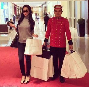 Hội con nhà giàu Dubai khoe của