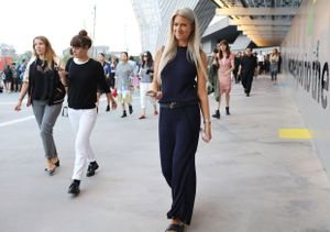'Street style' cực ấn tượng tại Milan Fashion Week