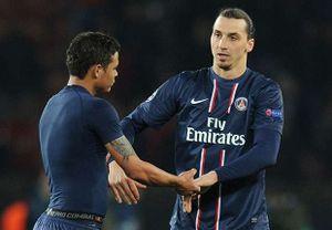 Đội hình huyền thoại từng sát cánh với Ibrahimovic